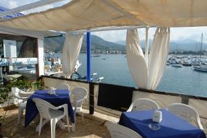 San Marco restaurants à Ligurie