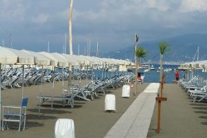 Spiaggia Segesta Plages à Ligurie