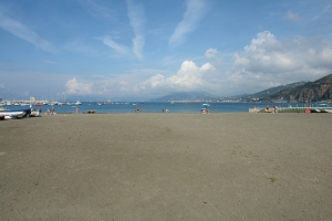 Spiaggia libera Plages à Ligurie