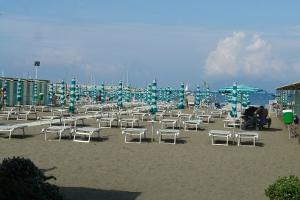 Villa Balbi Plages à Ligurie