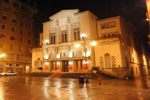 Teatro Civico La Spezia Théâtre à Ligurie