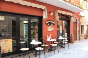 Tre Archi Vendeurs de glaces à Ligurie