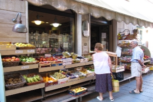 U Caruggia Petite épicerie à Ligurie