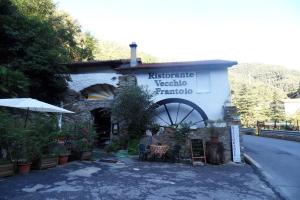 Vecchio Frantoio restaurants à Ligurie