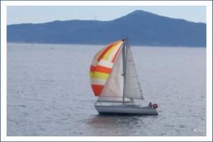 Golfotour mit skipper VelArt excursion en bateau à Ligurie