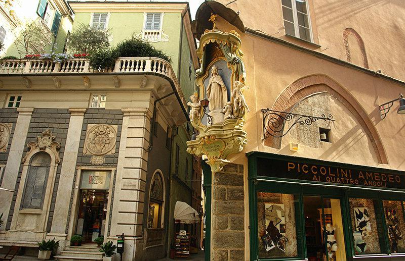 La vieille ville de Savona