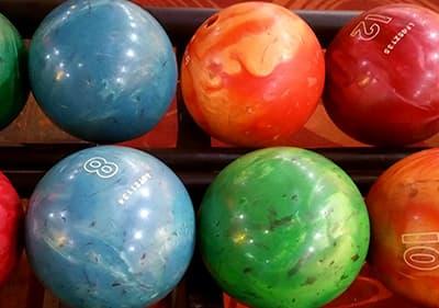 bols de bowling en Ligurie