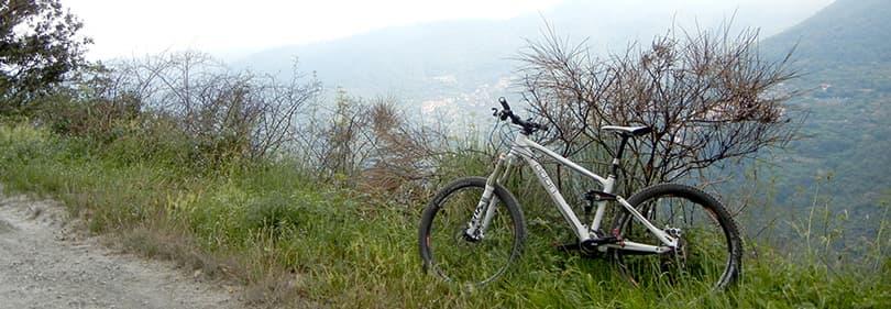 VTT Tour à Finale Ligure, Ligurie
