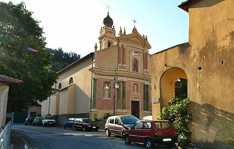 Une église à Gazzelli