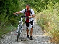 Bike paths in Genoa