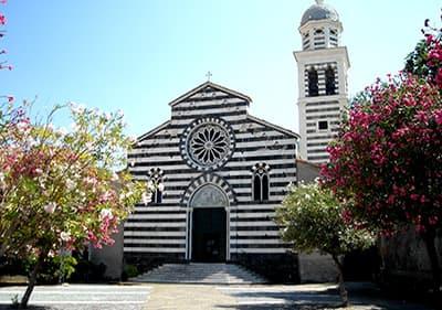Chiesa di Sant Andrea a Levanto