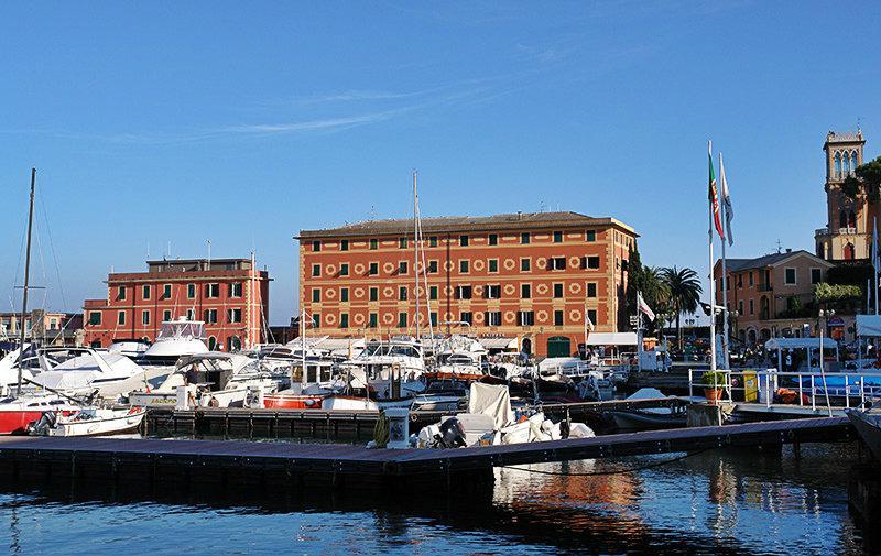 Le port de Santa Margherita Ligure
