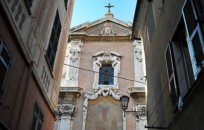 Chiesa Parrocchiale di Nostra Signora della Concordia à Albisola Marina