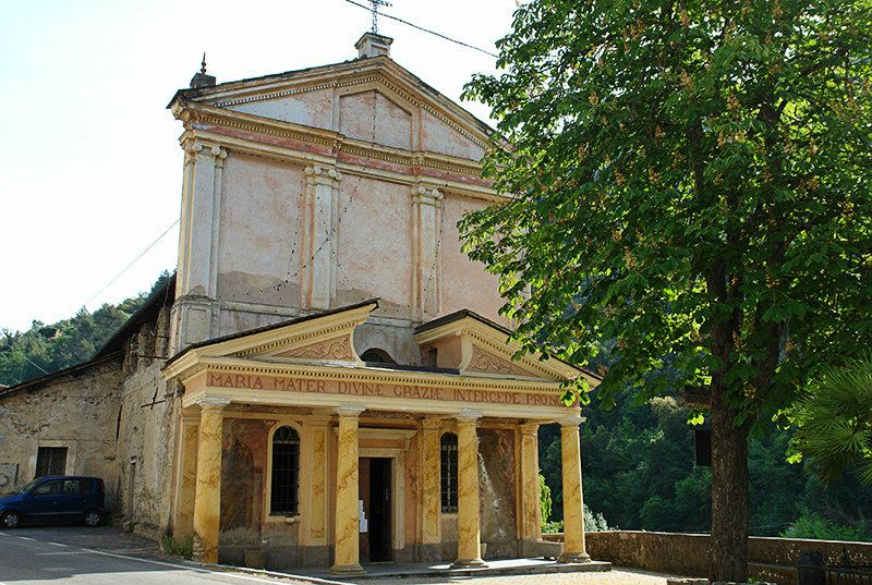 Chiesa di Santa Maria delle Grazie à Isolabona