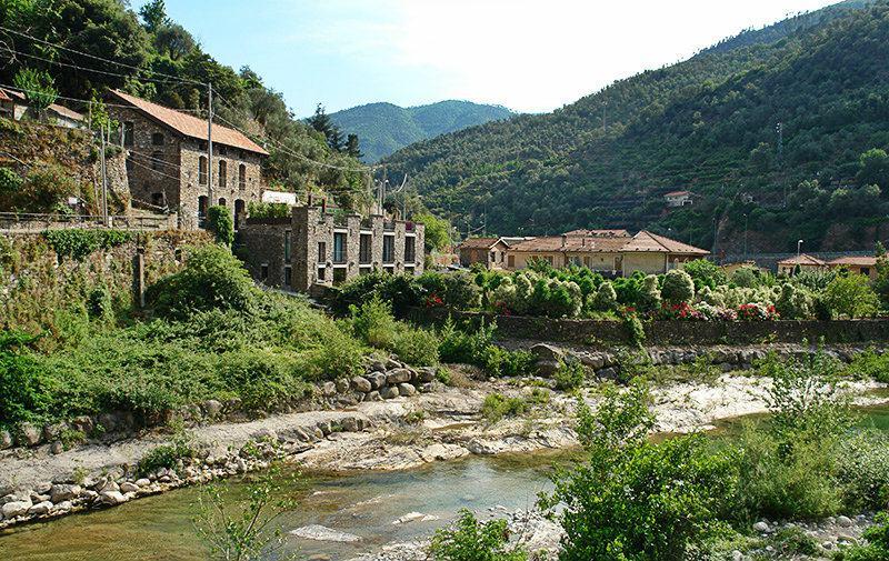 Rivière de Molini di Triora