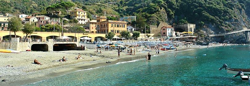 Plage de Monterosso al Mare, Cinque Terre