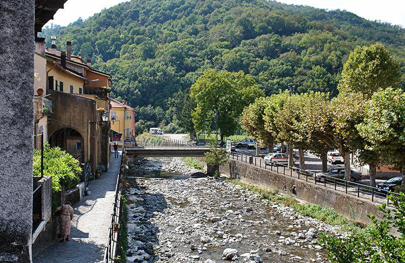 Nature variée à Varese Ligure