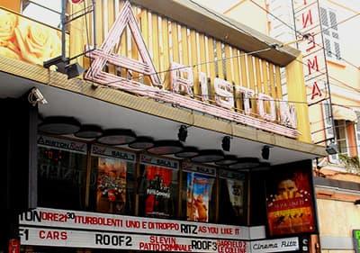 Teatro Ariston de Sanremo, Ligurie
