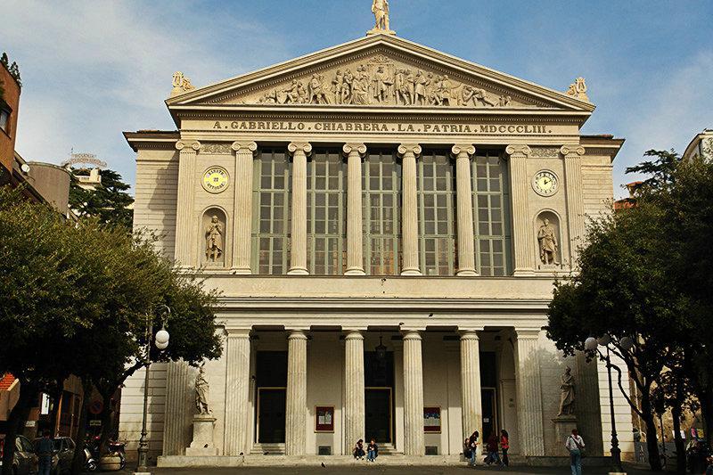 Teatro Chiabrera à Savona
