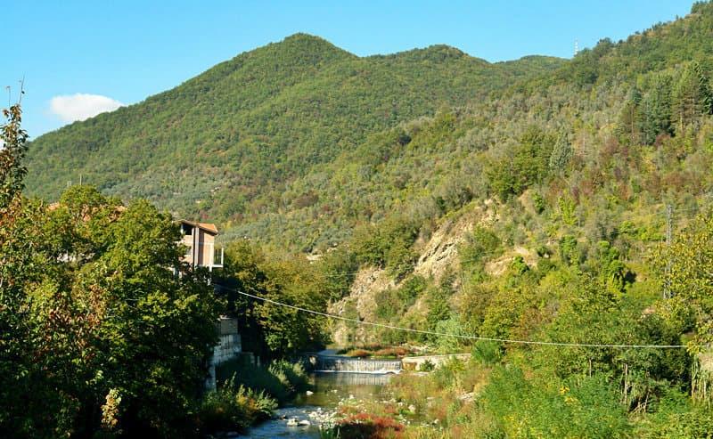 Nature diverse de Vessalico