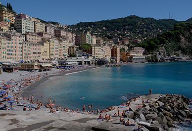 Visitez Camogli en Ligurie et apprenez à connaître la ville aux 1000 voiles