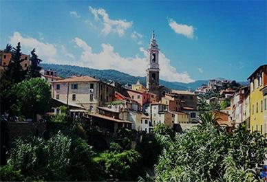 Visitez Dolcedo en Ligurie et explorez le centre ville historique