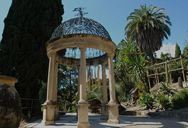 Organisez une excursion aux jardins de la Villa de Hanbury