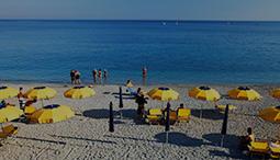 Avec la mer et les montagnes présentes, attendez-vous à voir un paysage varié en Ligurie