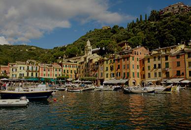 Appréciez le style de la Ligurie sur la péninsule de Portofino